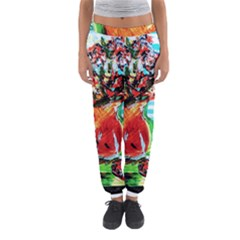 Dry Flowers On Your Windows Women s Jogger Sweatpants