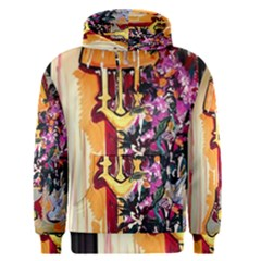 Still Life With Lamps And Flowers Men s Pullover Hoodie
