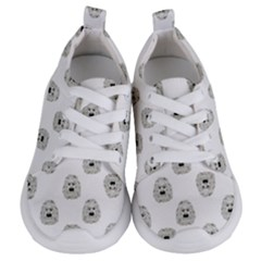 Angry Theater Mask Pattern Kids  Lightweight Sports Shoes