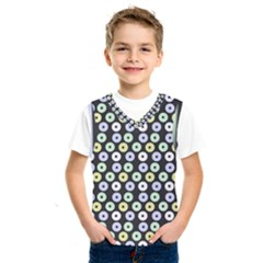 Eye Dots Grey Pastel Kids  Sportswear
