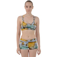 Coastal Landscape Women s Sports Set