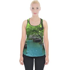Backgrounds List Of Lake Background Beautiful Waterfalls Nature Piece Up Tank Top