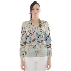 Composition 8   Vasily Kandinsky Wind Breaker (women)