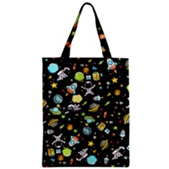 Space Pattern Classic Tote Bag