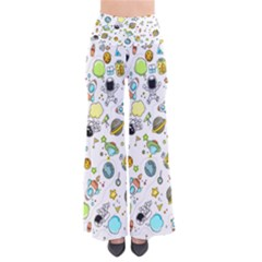 Space Pattern So Vintage Palazzo Pants