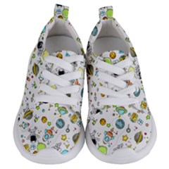 Space Pattern Kids  Lightweight Sports Shoes