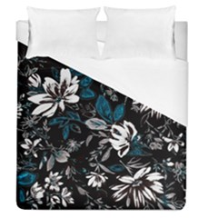 Floral Pattern Duvet Cover (queen Size)