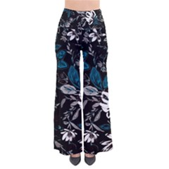 Floral Pattern So Vintage Palazzo Pants
