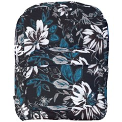 Floral Pattern Full Print Backpack
