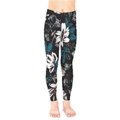 Floral Pattern Kids  Legging