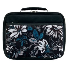 Floral Pattern Lunch Bag