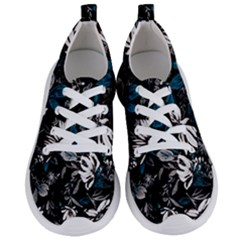 Floral Pattern Women s Lightweight Sports Shoes