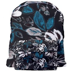 Floral Pattern Giant Full Print Backpack