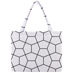 Cairo Tessellation Simple Mini Tote Bag