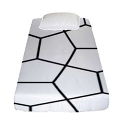 Cairo Tessellation Simple Fitted Sheet (single Size)