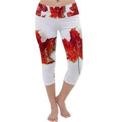Innovative Capri Yoga Leggings