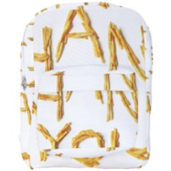 Thank You French Fries Full Print Backpack