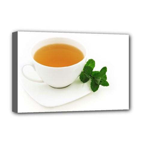 Tea Deluxe Canvas 18  X 12
