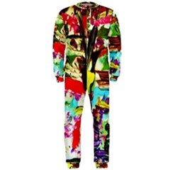 No Warrant For Blossoming Corner Onepiece Jumpsuit (men)