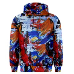 Mixed Feelings Men s Pullover Hoodie