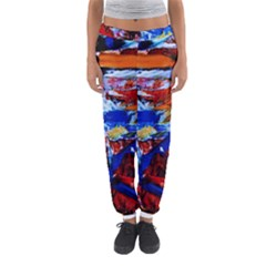 Mixed Feelings Women s Jogger Sweatpants