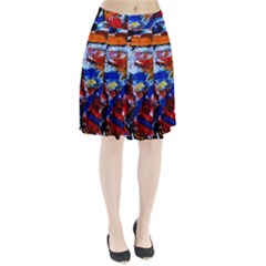 Mixed Feelings Pleated Skirt