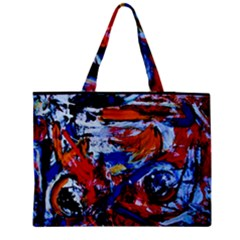 Mixed Feelings Medium Tote Bag by bestdesignintheworld