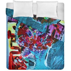 Meet Me In Osaka Duvet Cover Double Side (california King Size)