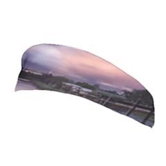 Sunset Melbourne Yarra River Stretchable Headband