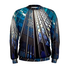 Architecture Skyscraper Men s Sweatshirt