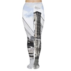 City Skyline Skyline City Cityscape Women s Tights