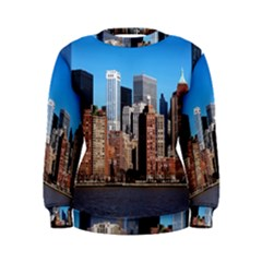 Skyscraper Architecture City Women s Sweatshirt