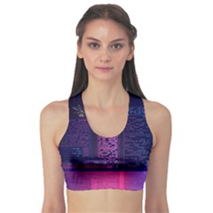 Architecture Home Skyscraper Sports Bra