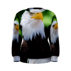 Bald Eagle Women s Sweatshirt