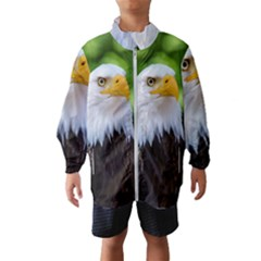 Bald Eagle Wind Breaker (kids)