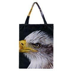 Bald Eagle Portrait  Classic Tote Bag