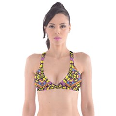 Spirit Of Ireland Plunge Bikini Top
