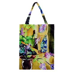 Lilac On A Countertop Classic Tote Bag