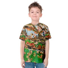 Coral Tree Kids  Cotton Tee