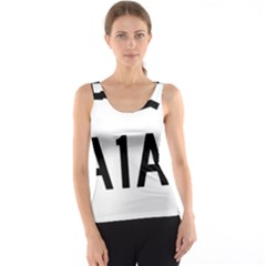 Florida State Road A1a Tank Top