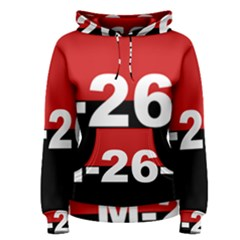 The 26th Of July Movement Flag Women s Pullover Hoodie