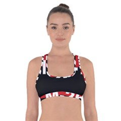 The 26th Of July Movement Flag Cross Back Sports Bra