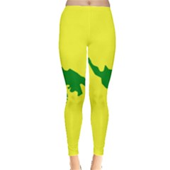 Flag Of Culebra Leggings