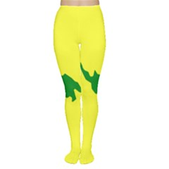 Flag Of Culebra Women s Tights