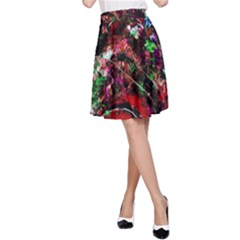 Bloody Coffee 6 A Line Skirt
