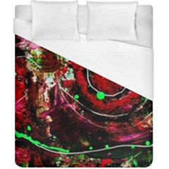 Bloody Coffee 5 Duvet Cover (california King Size)
