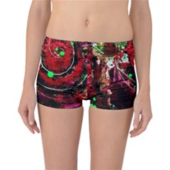 Bloody Coffee 5 Reversible Boyleg Bikini Bottoms