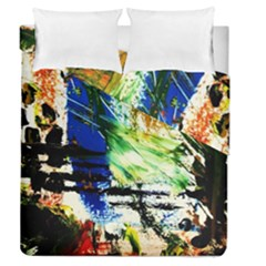 Alaska Industrial Landscape Duvet Cover Double Side (queen Size) by bestdesignintheworld