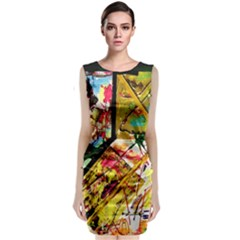 Absurd Theater In And Out Classic Sleeveless Midi Dress