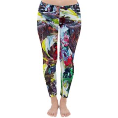 Eden Garden 12 Classic Winter Leggings by bestdesignintheworld